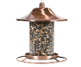 312C Small Copper Panorama feeder
