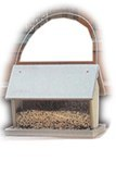 SERUBHF75  Large Hopper Feeder-Recycled Plastic